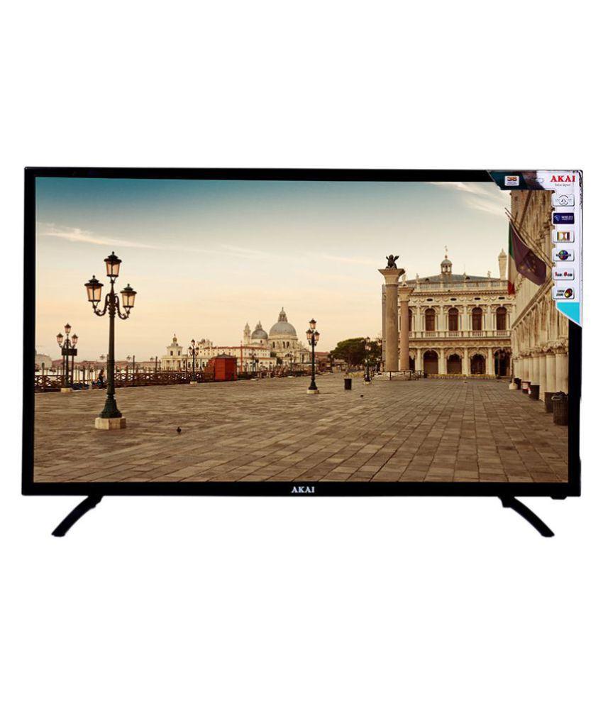 AKAI AKLTT40–D07SM 102 cm ( 40 ) Smart Full HD (FHD) LED Television