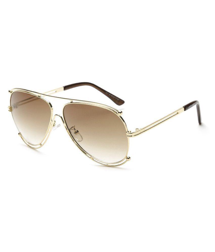Hello Kitty Brown Aviator Sunglasses ( HK-1619 )