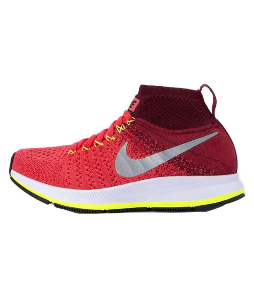 04b1fb5f2124a Nike AIR ZOOM PEGASUS ALL OUT FLYKNIT Running Shoes - Buy Nike AIR ...