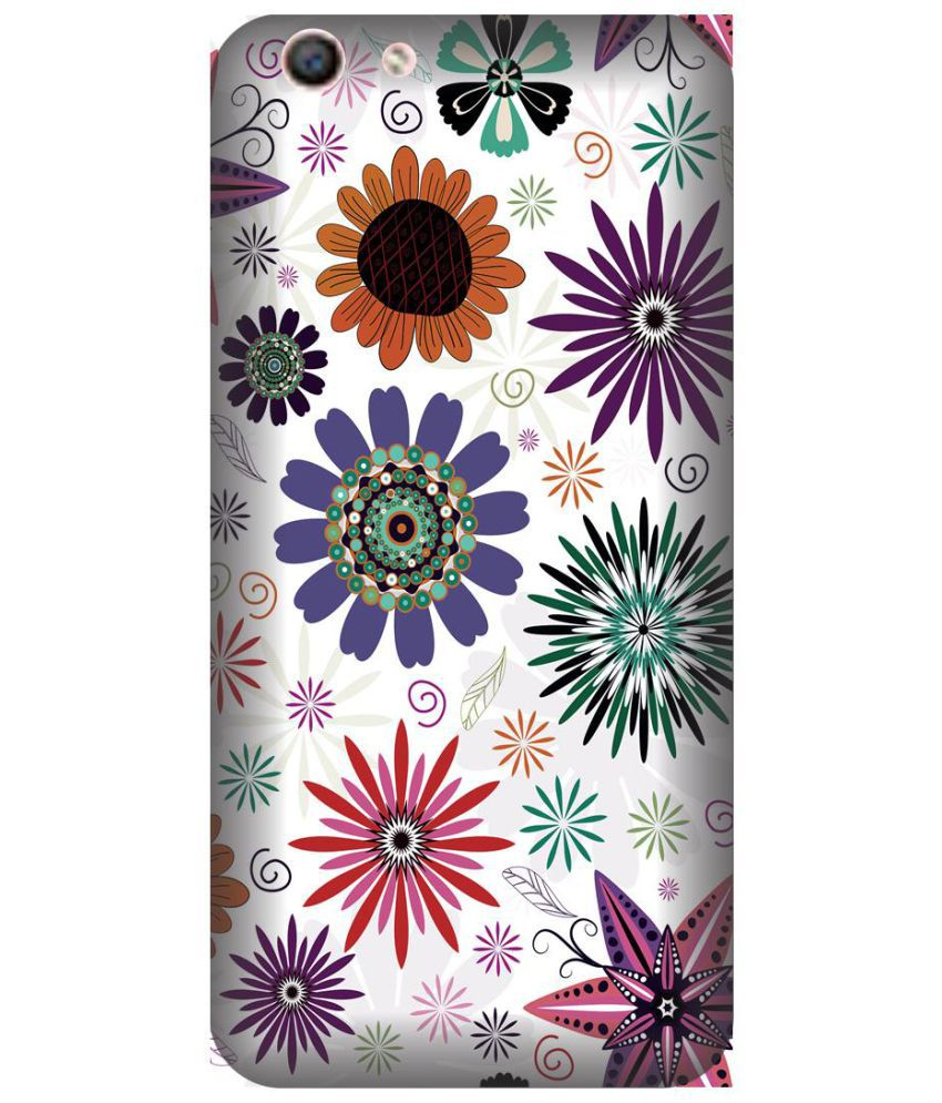 Oppo F1 Plus Printed Cover By Skintice
