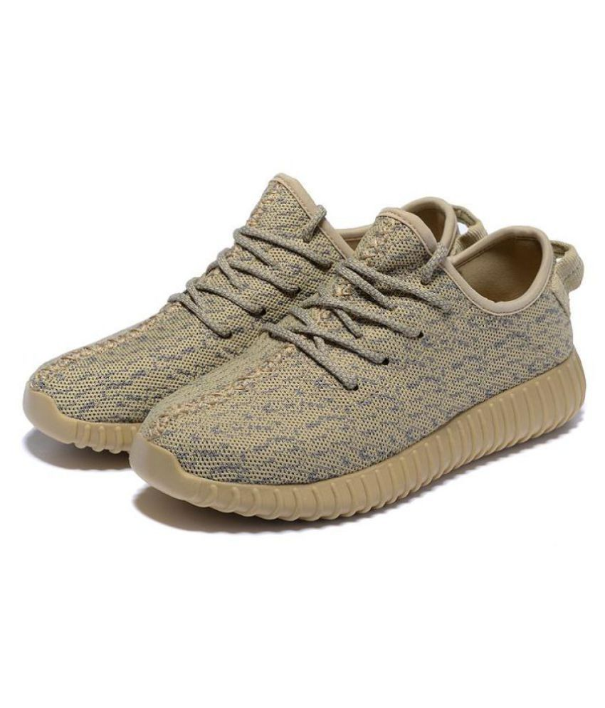 Adidas Yeezy boost 350 moonrock size 8.5 Pre owned but 9.5