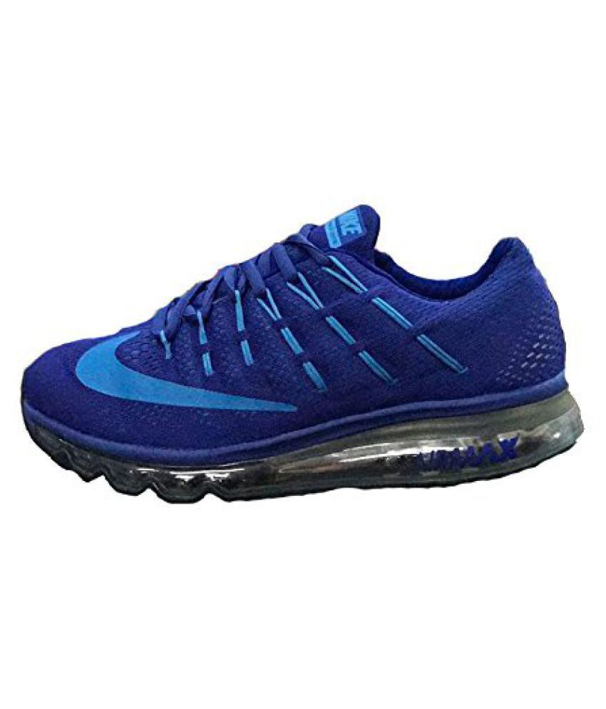 8e227b0e9b Nike Airmax 2016 Running Shoes - Buy Nike Airmax 2016 Running Shoes Online  at Best Prices in India on Snapdeal