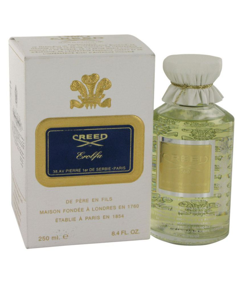 Creed Erolfa Millesime Eau De Parfum 250ml Buy Online At Best