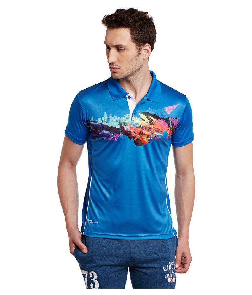 Duke Blue Boat T-Shirt