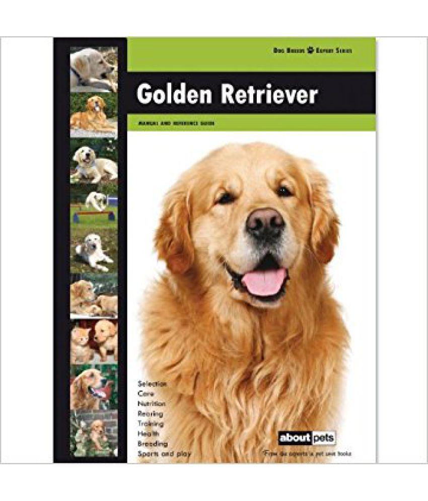 Dog Breeds Expert Series Golden Retriever Buy Dog Breeds Expert