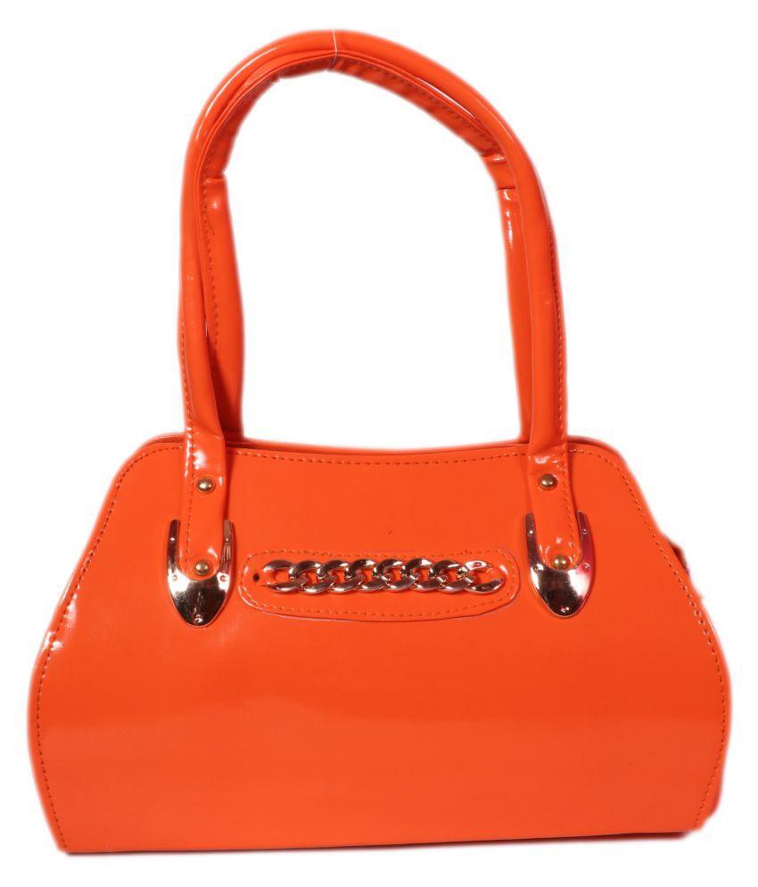 RAPID COSTORE Orange Canvas Handheld