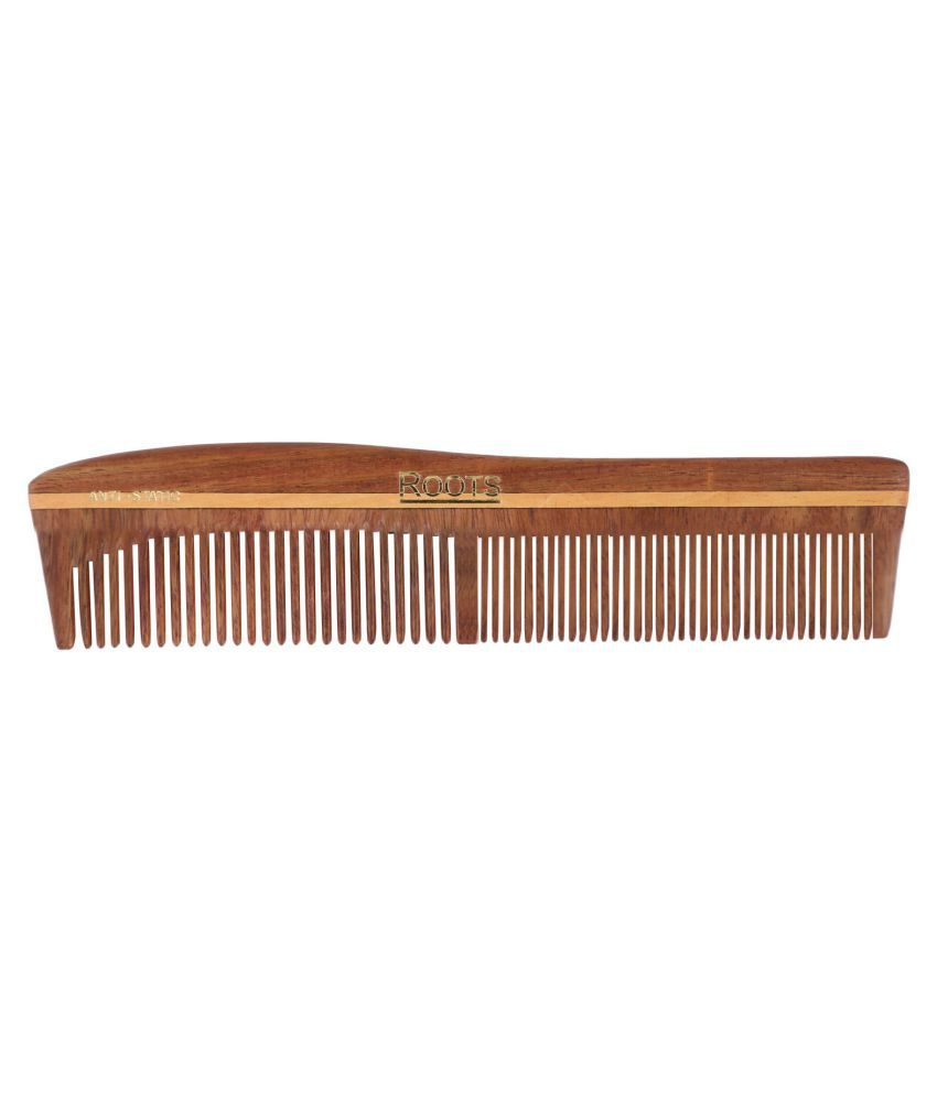 Roots Wide tooth Comb