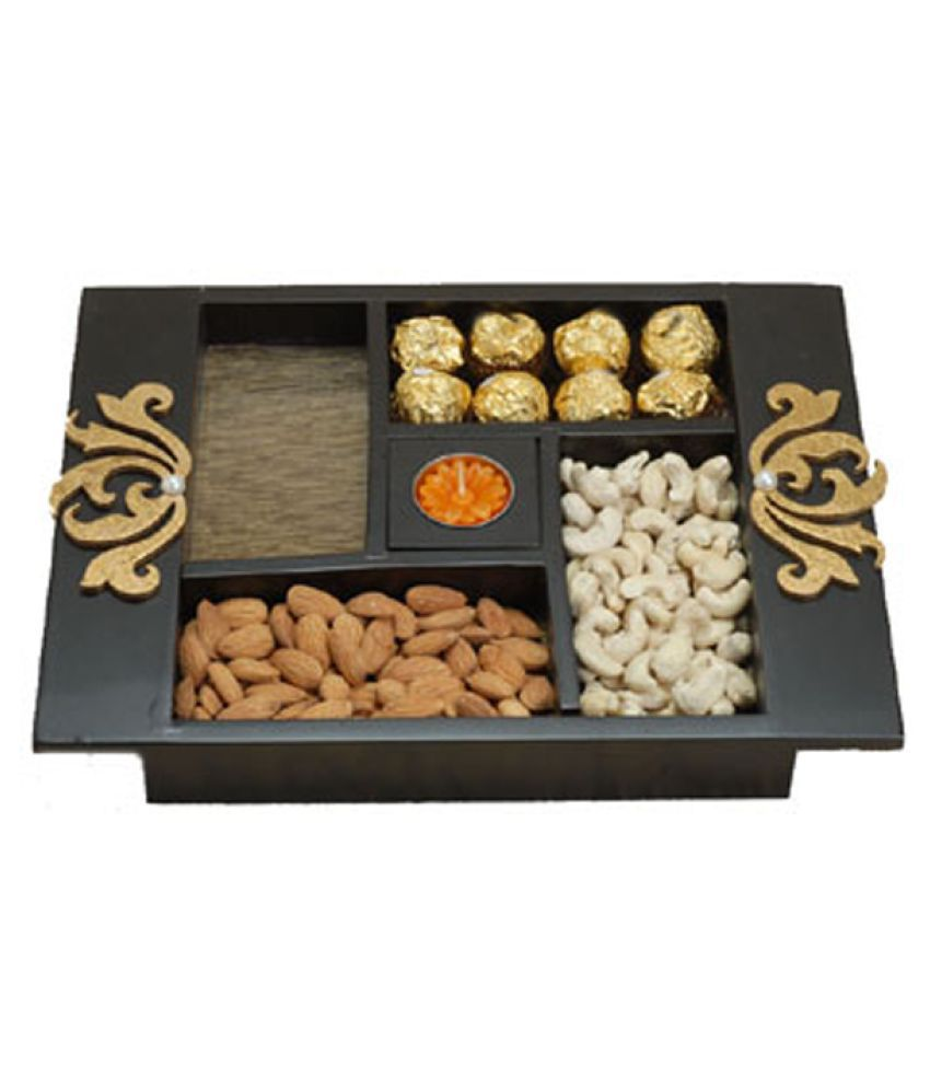 ZOROY LUXURY CHOCOLATE 4 chocolates Chocolate Box Diwali 1000 gm