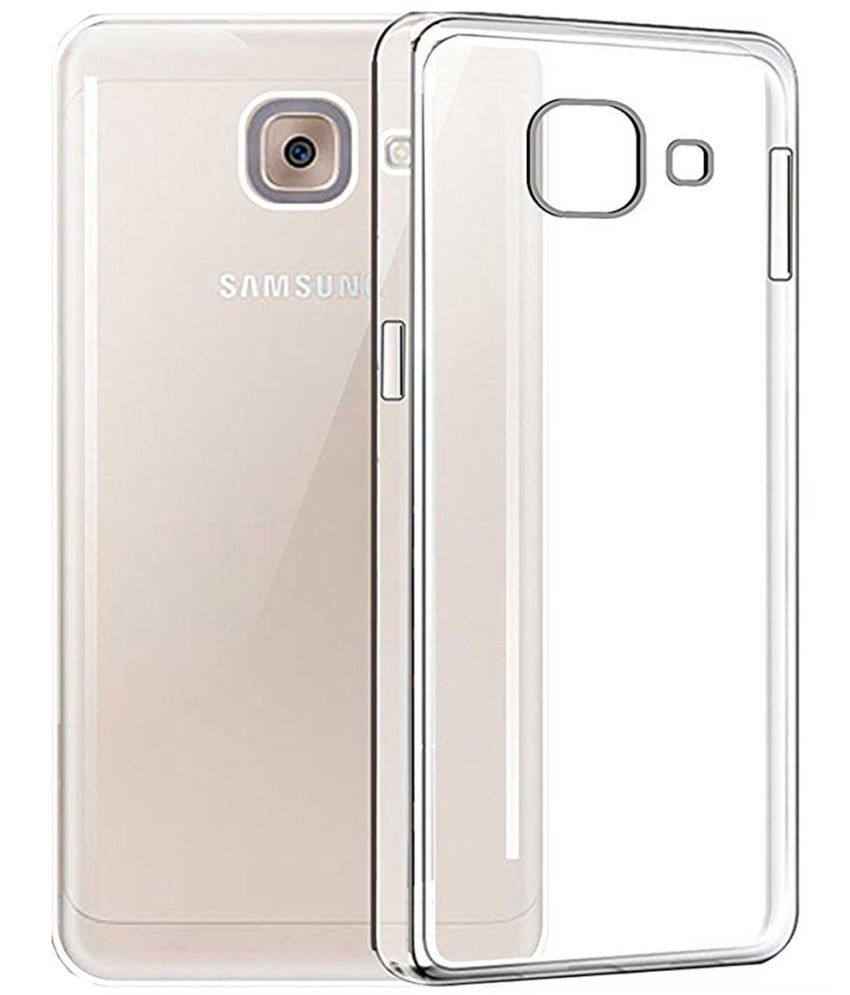 newest 48fbb 565ca Samsung Galaxy J7 Max Soft Silicon Cases TBZ - Transparent