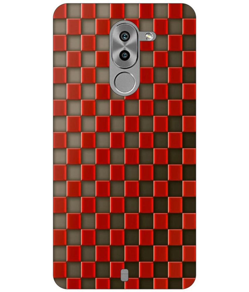 Huawei Honor 6X Printed Cover By Go Hooked