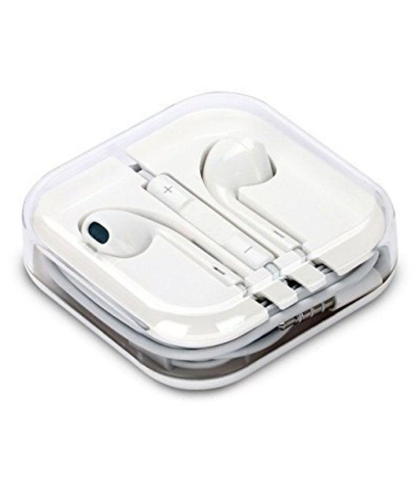 e364b4ab4 Buy Earphones for all ipod and Iphone with Mic Online at Best Price ...