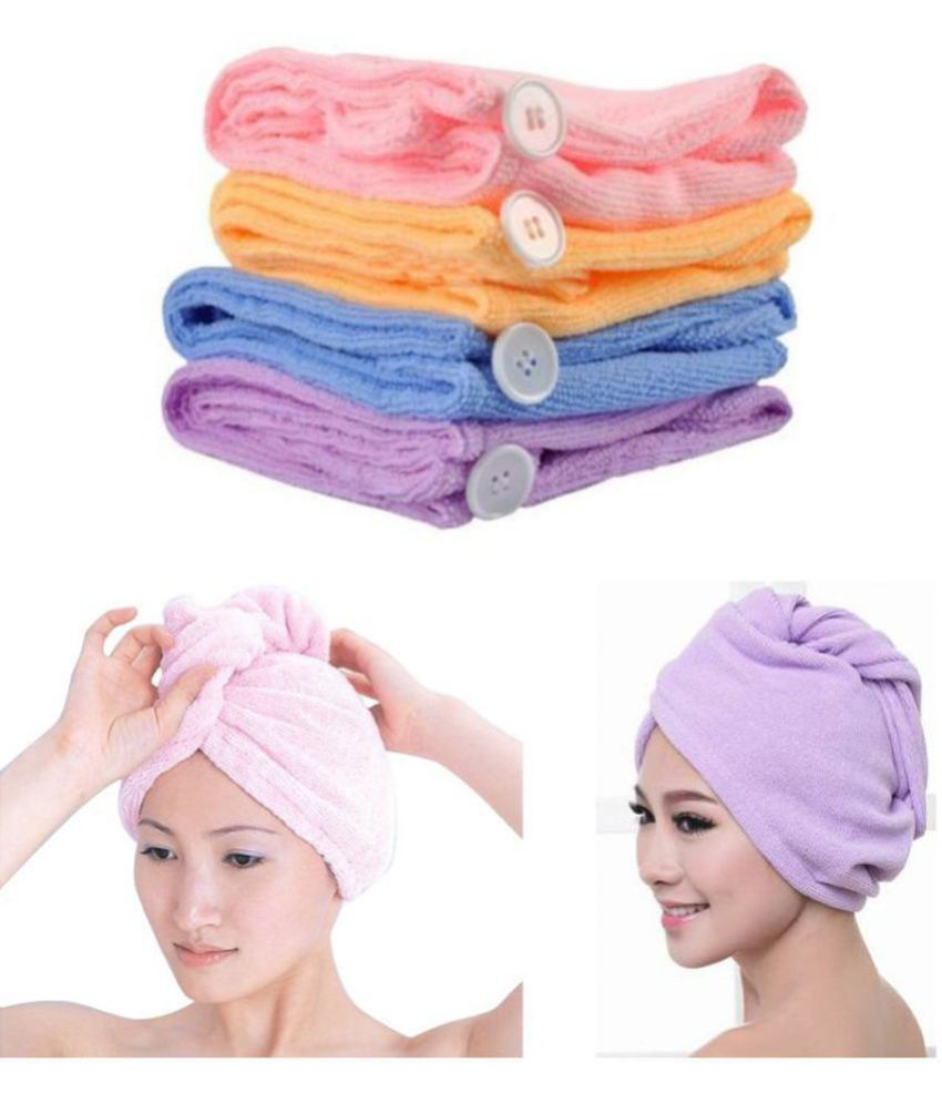 K Kudos Enterprise Set of 2 Hair Wrap Multi