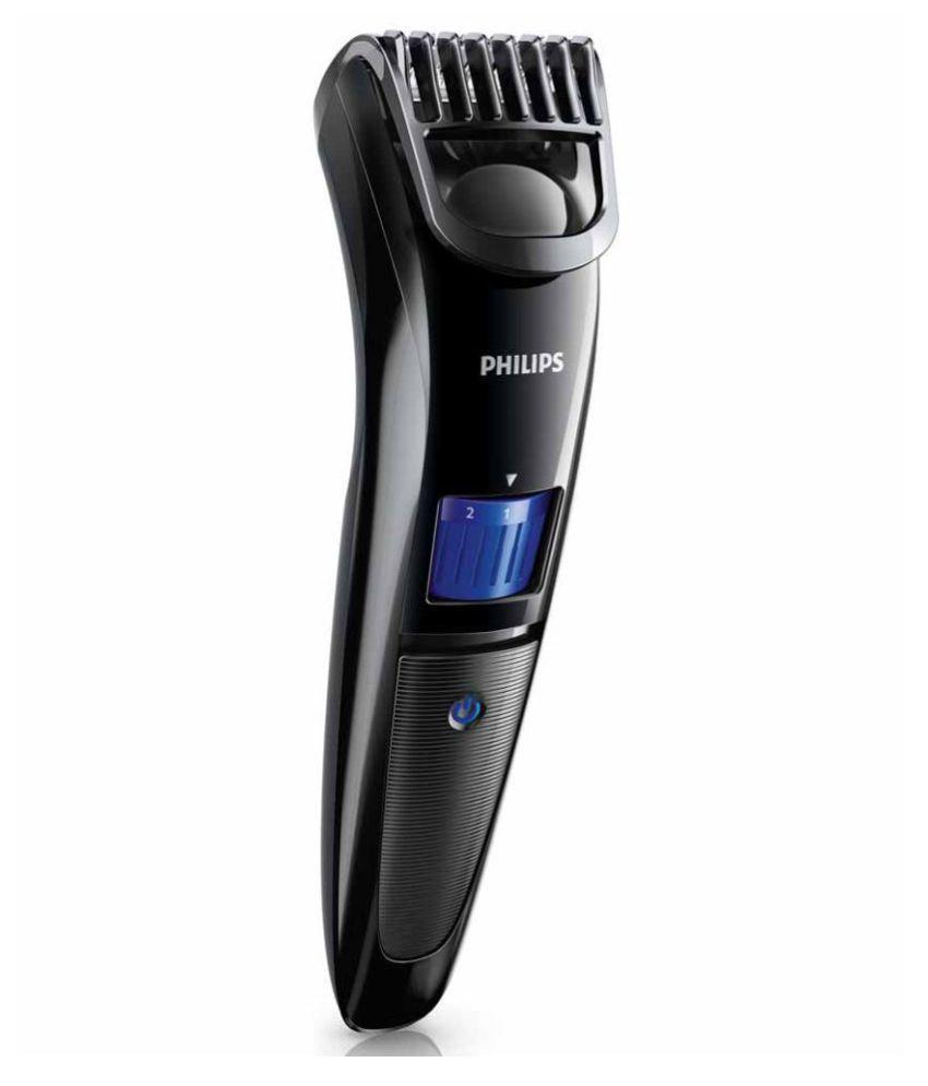 Philips QT4001/15 Beard Trimmer ( black )