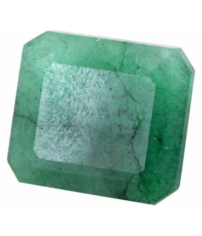 Panna 6.25 -Ratti IGI Green Emerald Precious Gemstone