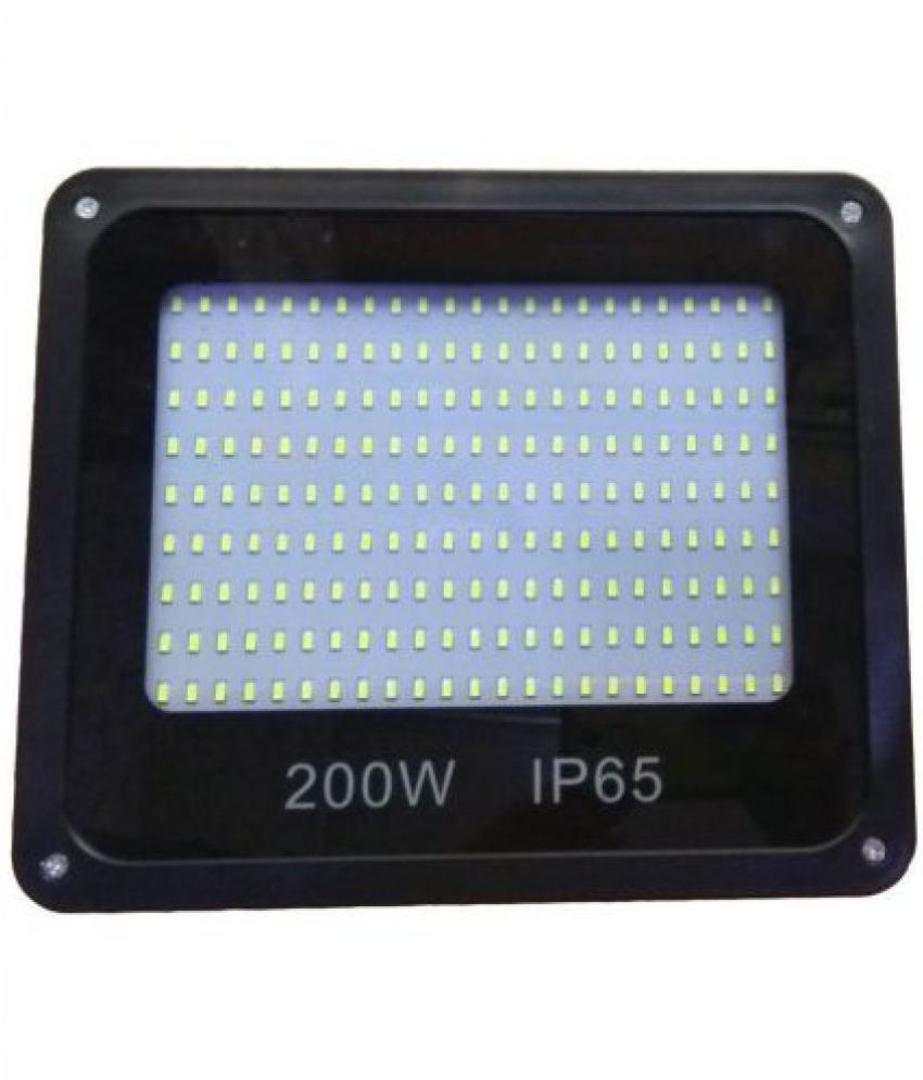 Led Flood Light Noise: VOLO Craftsells 200w IP65 Flood Light Cool Day Light