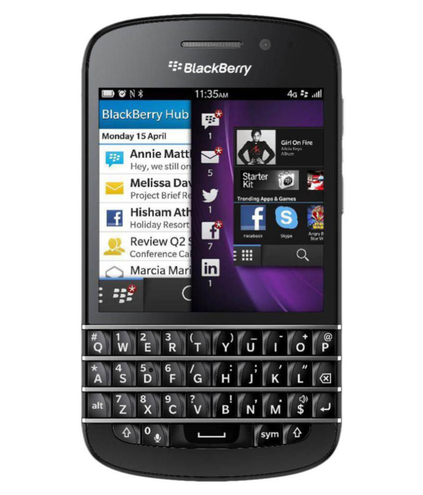 Blackberry Q10 16GB