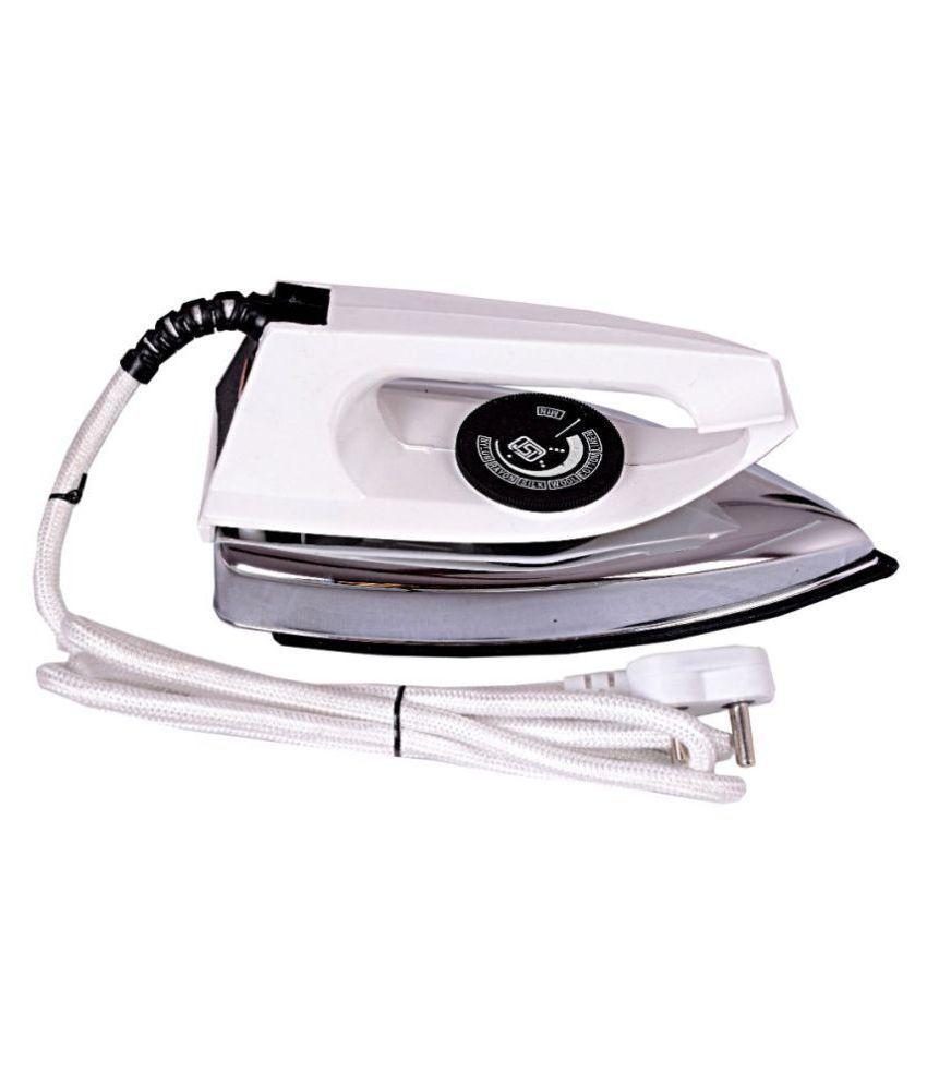TAG9 Regular Dry Iron White