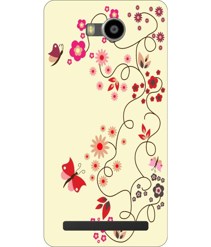 Lenovo A7700 Printed Cover By Go Hooked