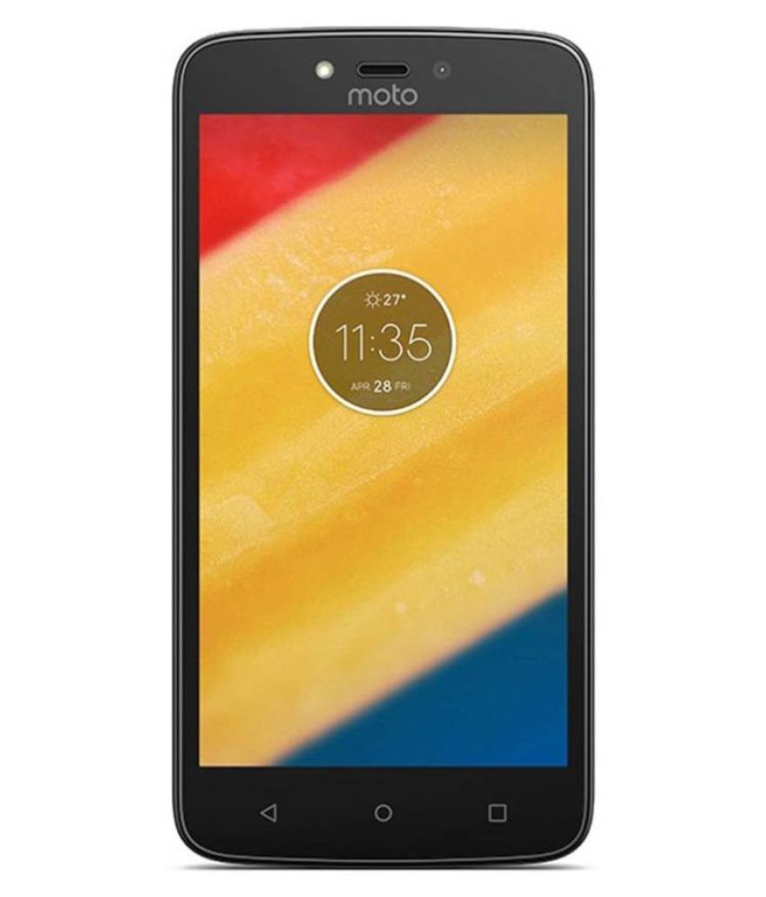 Moto C (16GB, 1GB RAM)