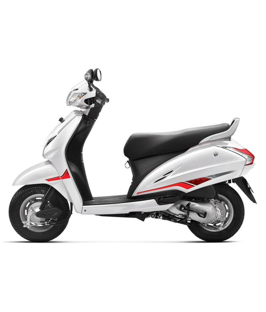 Honda Activa 5G Highlights