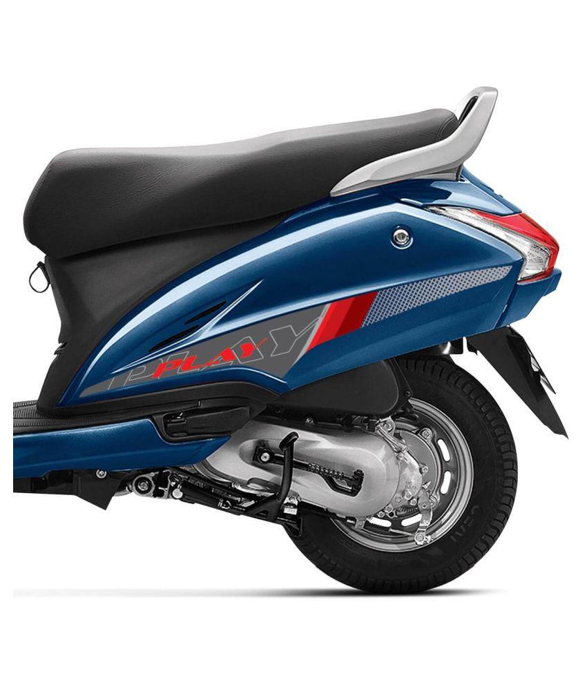 Autographix Honda Activa 4g 5g Bike Play Scooter Graphic Sticker
