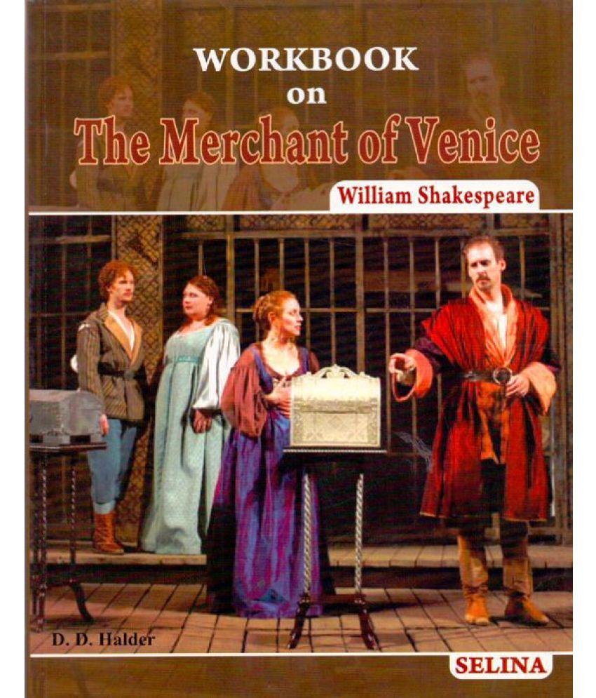 Workbooks cfa workbook : Workbook on The Merchant of Venice: Buy Workbook on The Merchant ...