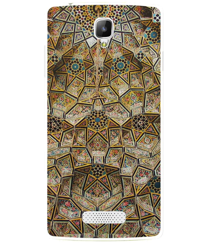 Oppo Neo 3 R831k Printed Cover By Snooky