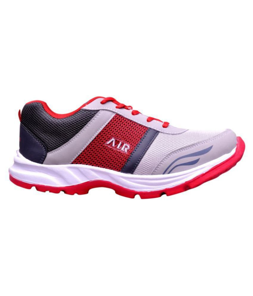 d80fbcb50bc Crv Fashion AirGrey-1607 Running Shoes  Buy Online at Best Price on ...