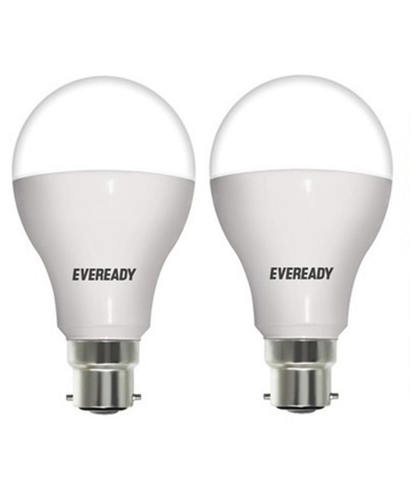 Eveready 12w led bulb cool day light pack of 2 buy eveready 12w led bulb cool day light Led light bulb cost