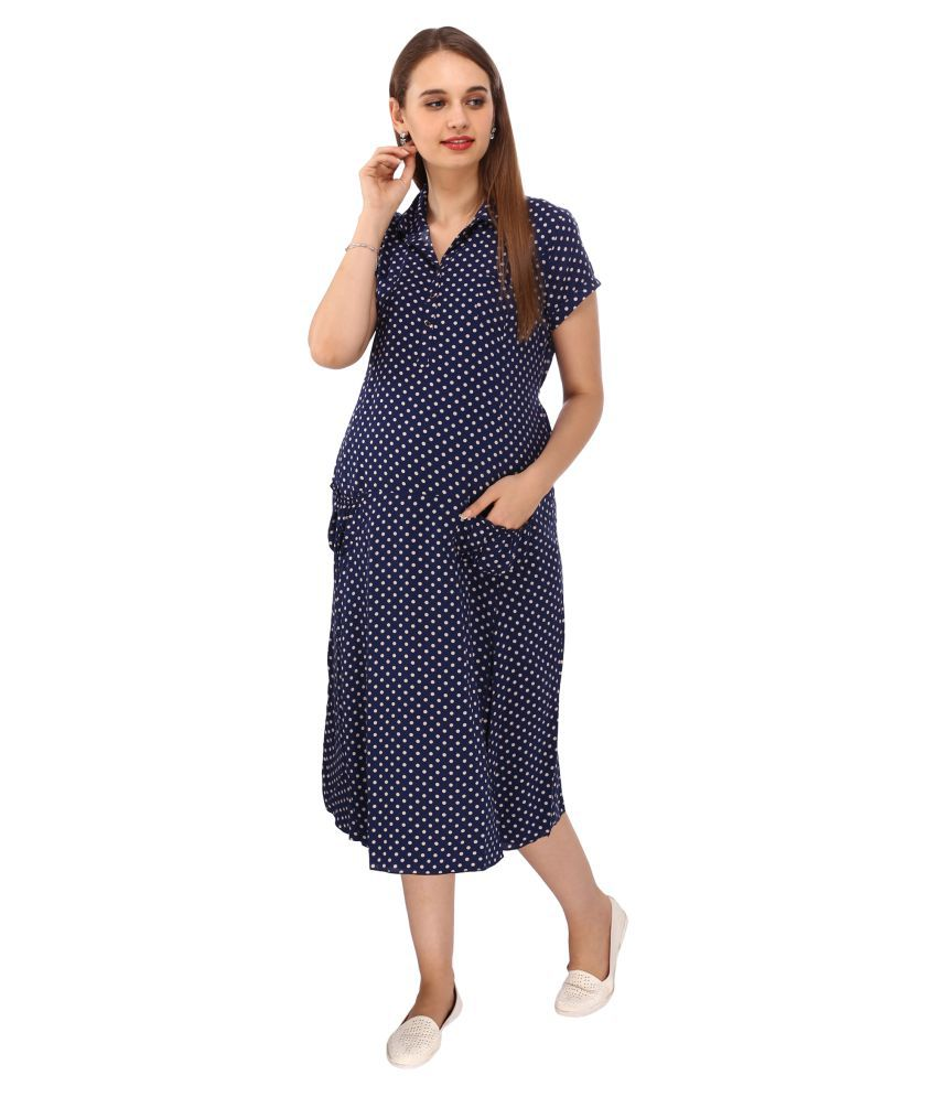 Buy vixenwrap cotton maternity dresses online at best prices in vixenwrap cotton maternity dresses ombrellifo Choice Image