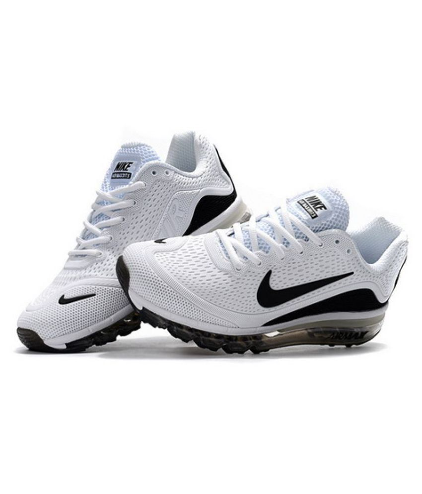 Black And Gray Nike Tennis Shoes