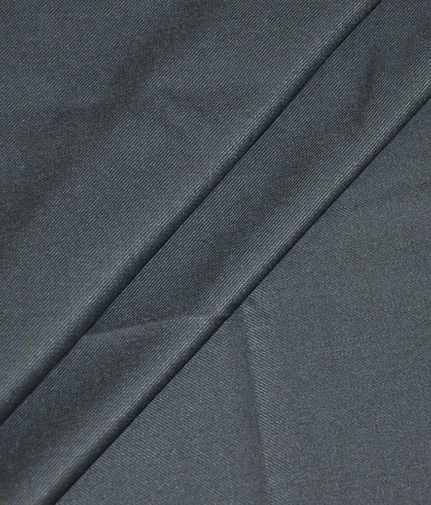 Raymond Grey Poly Blend Unstitched Pant Pc