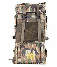 Army 60-75 litre Hiking Bag