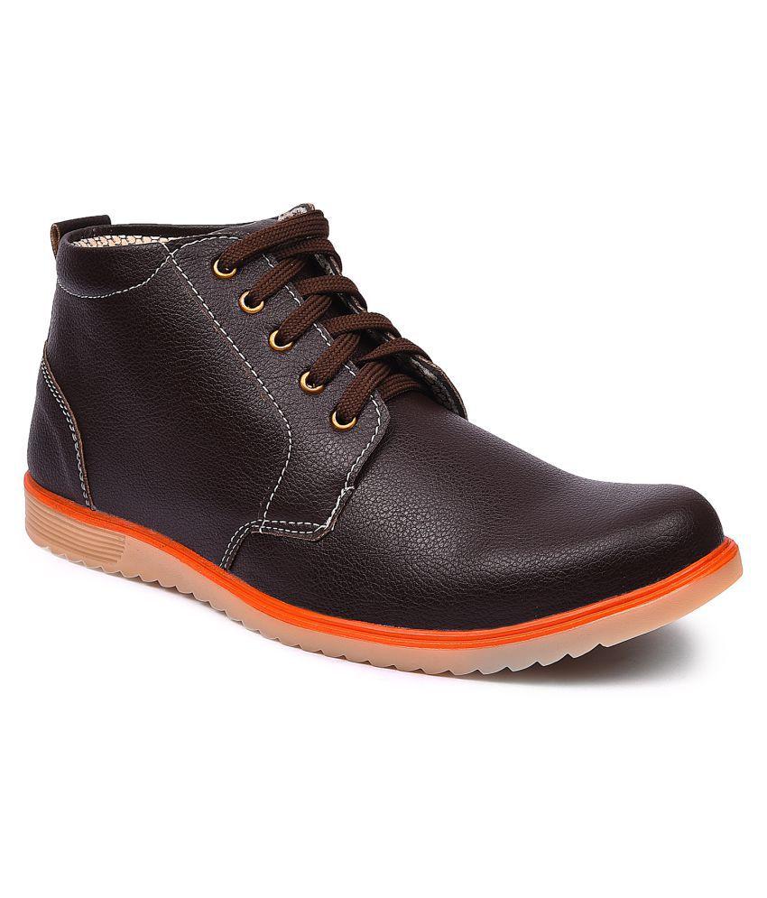 Arthur Brown Casual Boot