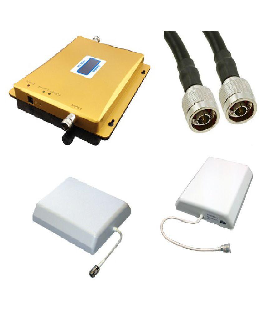 Lintratek KW20L-GD  Mobile Signal Amplifier 3200 RJ11