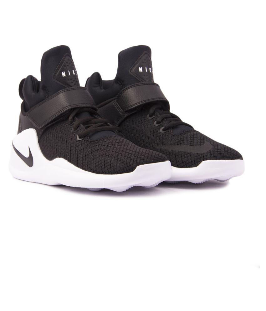 Nike kwazi Lifestyle Black Casual Shoes ...