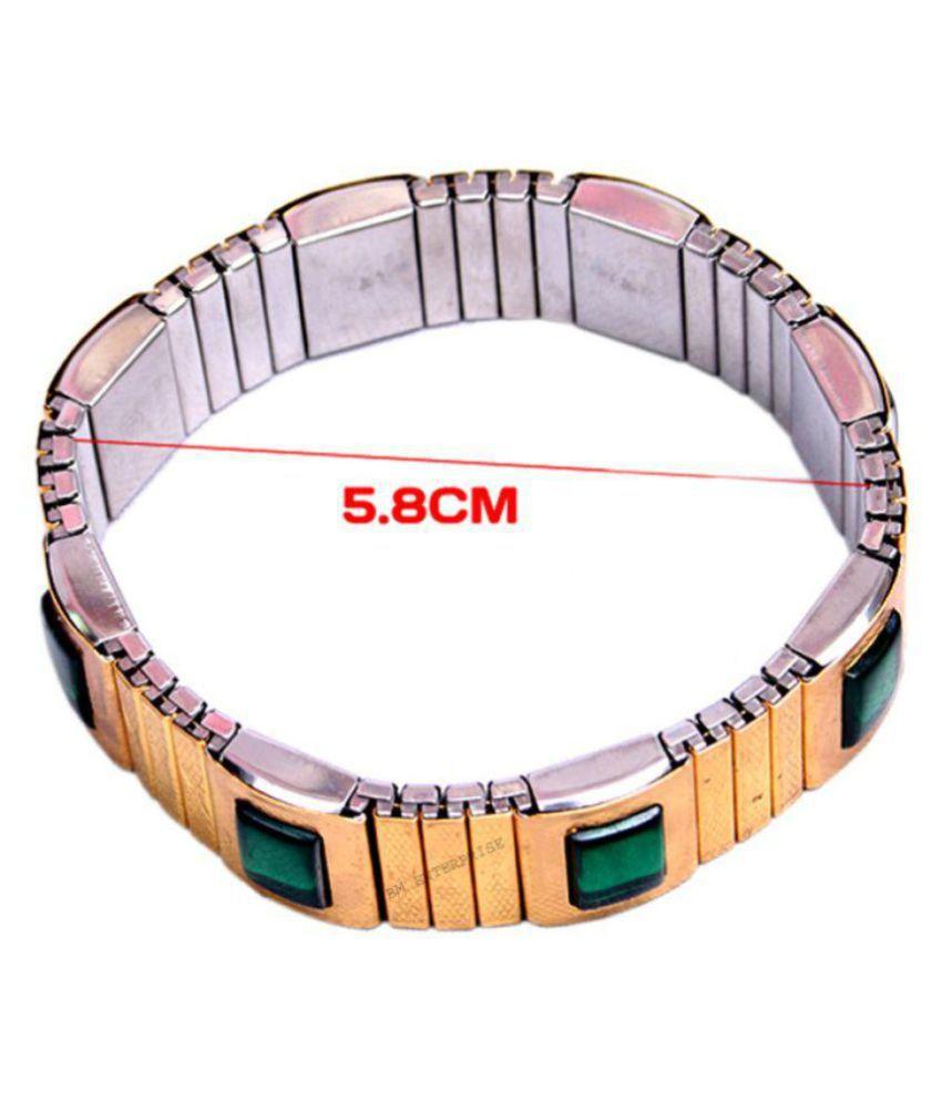Bt Fashion Men S Blood Pressure Bp Control Magnetic Bracelet