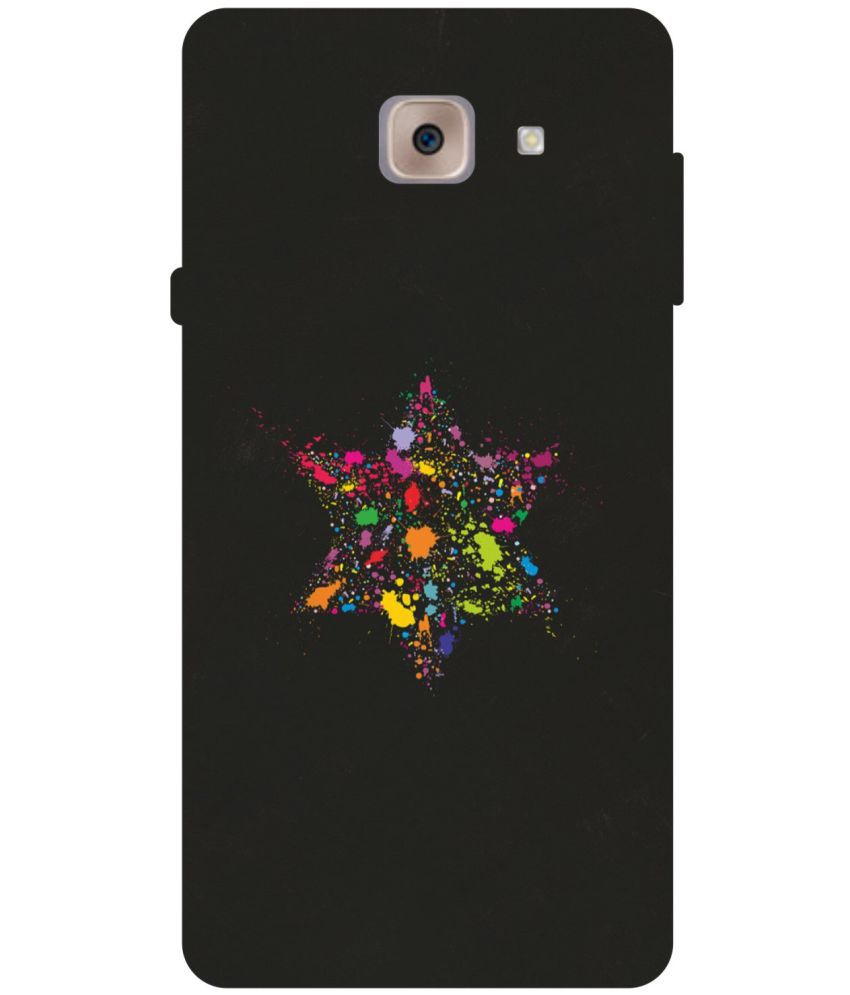 Samsung Galaxy On Max Printed Cover By Go Hooked