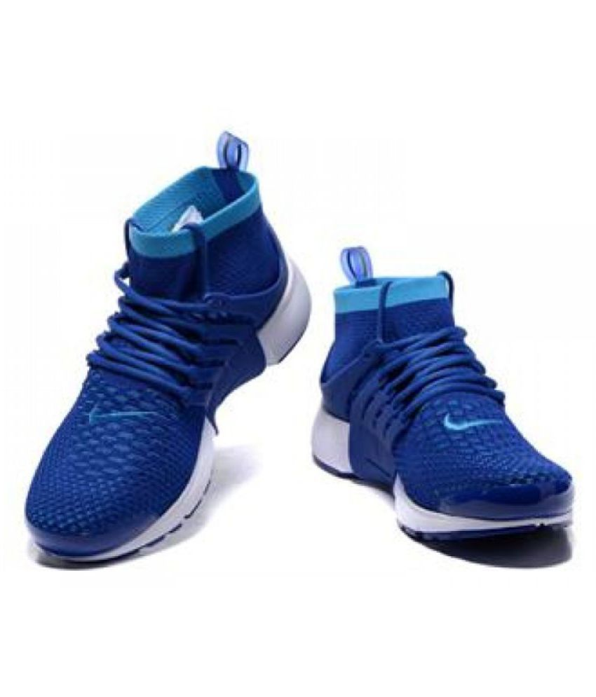 6659ba9cecbf3 Nike Air Presto Blue Running Shoes Nike Air Presto Blue Running Shoes ...