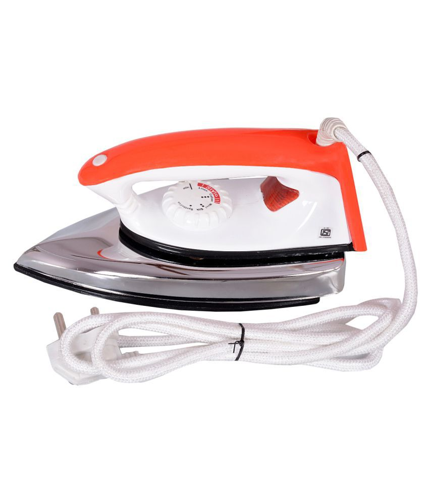 Tag9 Stylo Dry Iron Red
