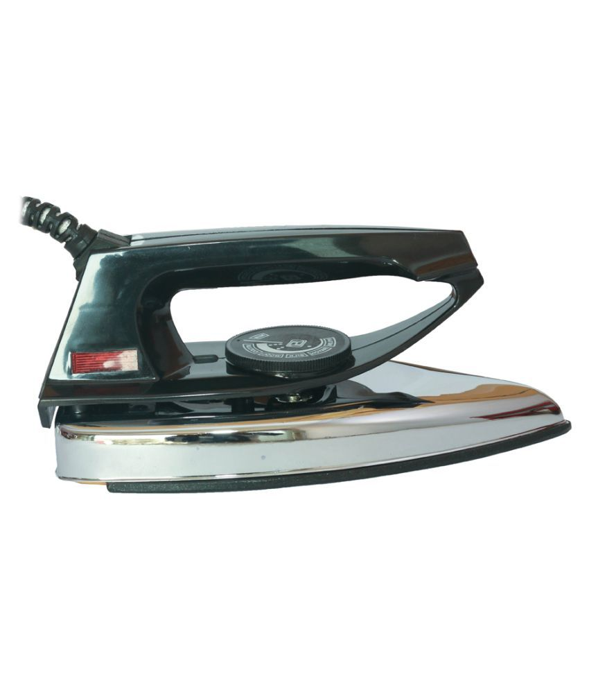 Bentag Dry Iron New Black Gama 750W Dry Iron Black