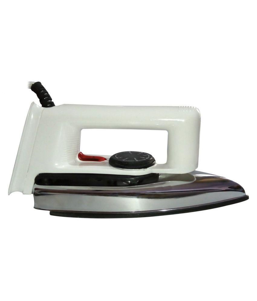 Bentag Ph  750W Smart Dry Iron White