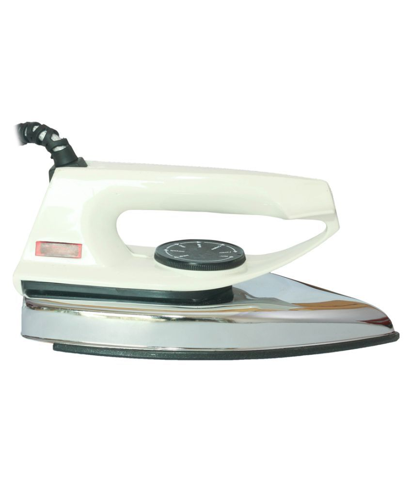Bentag Snow White Gama  750W Dry Iron White