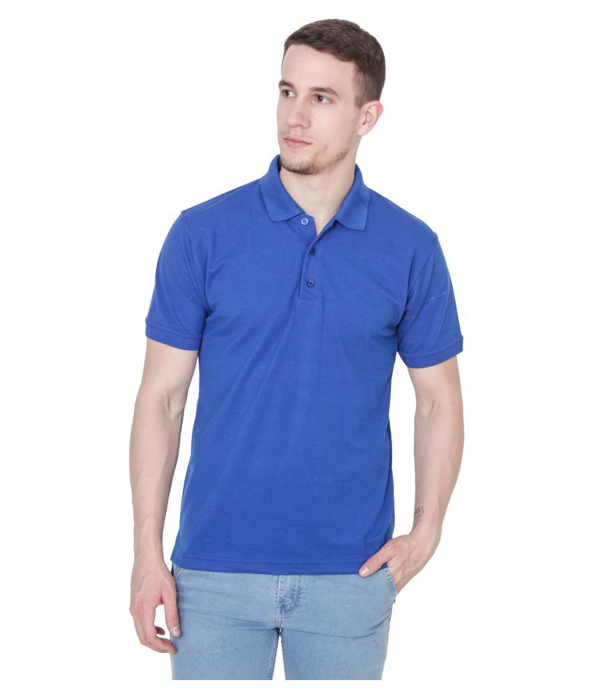 XEE Multi Cotton Blend Polo T-Shirt Single Pack