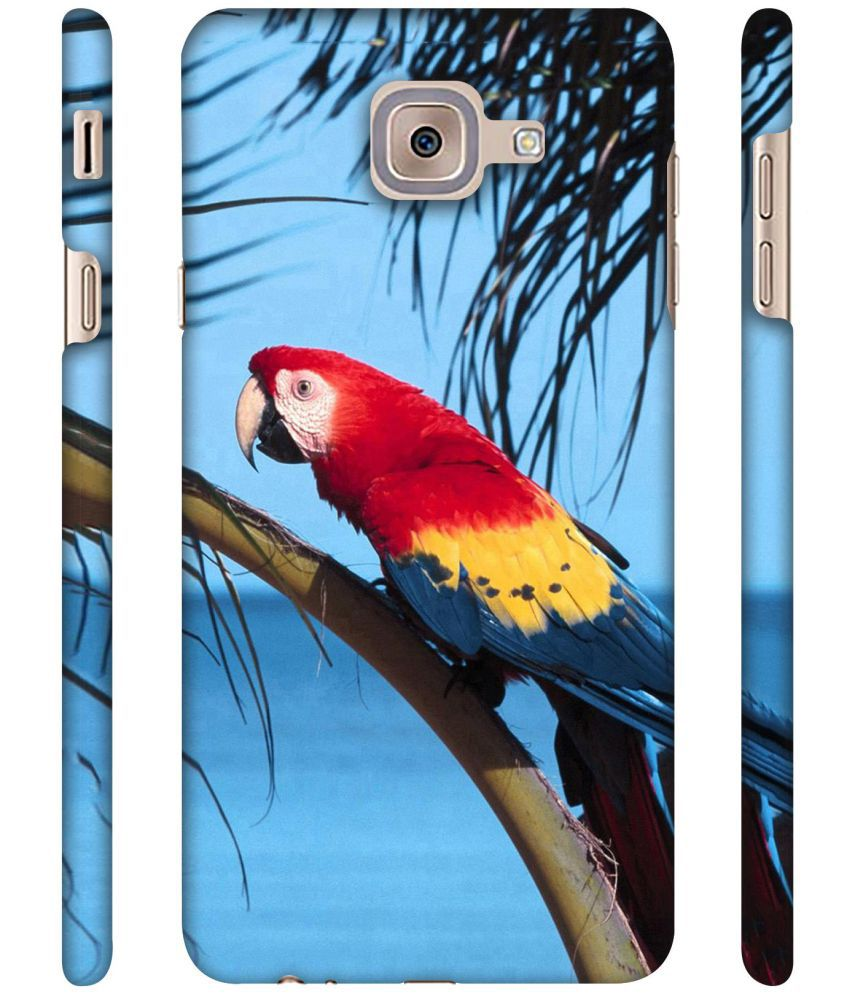 Samsung Galaxy J7 Max Printed Cover By Casotec