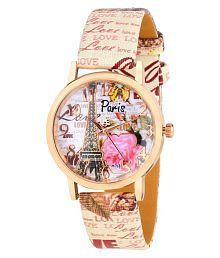 Dekin Paris Romantic Stylish Analog Watch For Womens/Girls