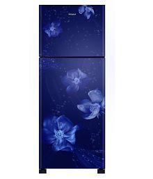 Whirlpool 245 Ltr 3 Star Neo SP 258 ROY Double Door Refrigerator - Blue