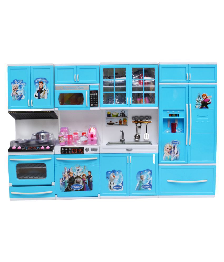 Big Size Frozen Princess Modern Kitchen Playset - Buy Big Size ...