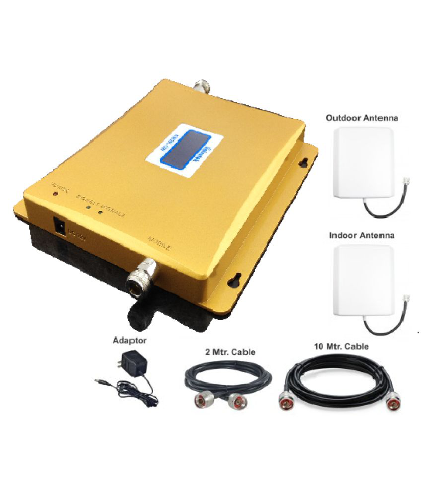 Lintratek KW20L-GW 2G + 3G Mobile Cell Phone Signal Booster 3200 3G