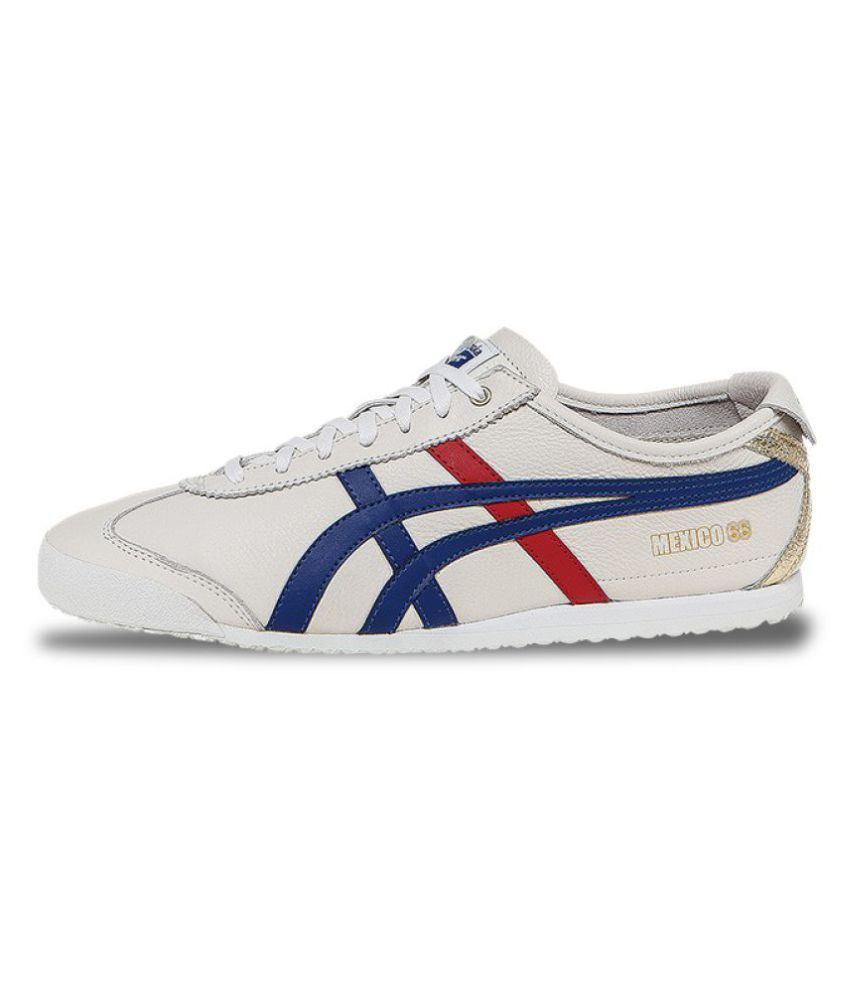 online store 128f1 b07e8 ONITSUKA TIGER Asics Sneakers White Casual Shoes